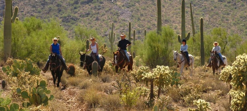 Friendly Arizona Guest Ranch Plus Luxury In Las Vegas