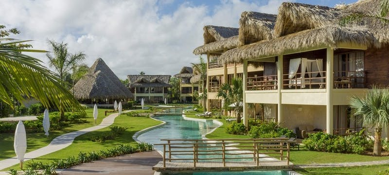 Accommodations at Zoetry Agua Punta Cana