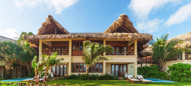Ocean Front Suite at Zoetry Agua Punta Cana